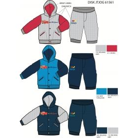 Cars baby jogging suit