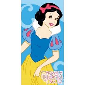 Princess - Snow White beach towel