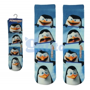 Penguins of Madagascar boys socks