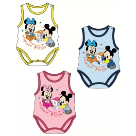 Minnie Mouse baby body