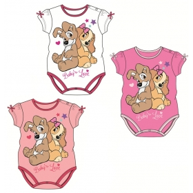Lady and the Tramp baby body