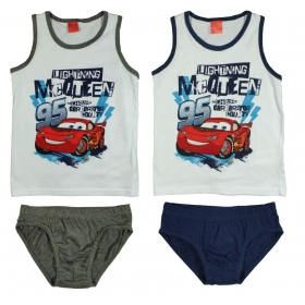 Cars underwear set