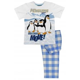 Penquins of Madagascar pajamas