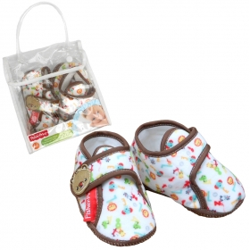 Fisher Price baby slippers – bear
