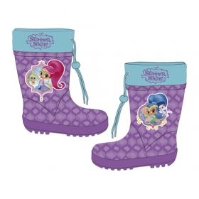 Shimmer and Shine rainboots