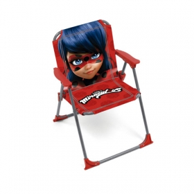 Miraculous Ladybug foldable chair