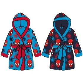 Spiderman dressing-gown