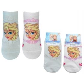 Frozen ankle socks