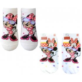 Minnie Mouse ankle socks