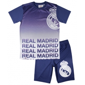 Real Madrid boys t-shirt and shorts set