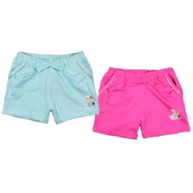 Frozen girls shorts