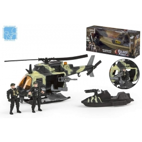 Military vehicle - random style