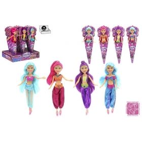 Doll 27 cm - display
