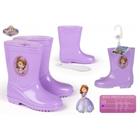 Sofia the first raining boots s. 24-32