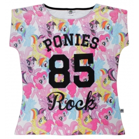 My Little Pony Woman t-shirt