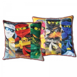 Lego Ninjago Movie pillow case