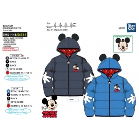 Mickey Mouse winter jacket