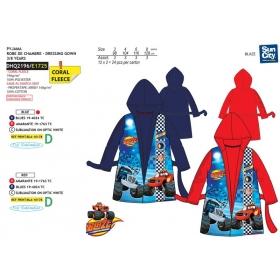 Blaze and The Monster Machines bathrobe
