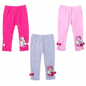 Minnie Mouse baby leggings