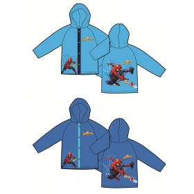 Spiderman Boys raincoat