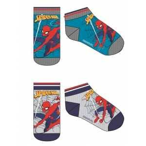 Spiderman boy socks