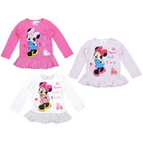 Minnie Mouse long sleeve baby t-shirt