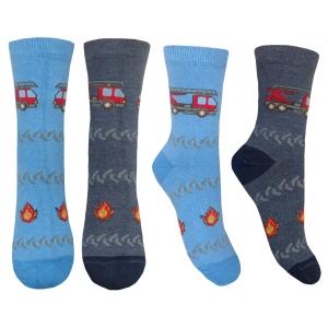 Fire brigade socks