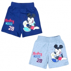 Mickey Mouse Baby Shorts