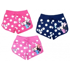 Minnie Mouse Girls Shorts