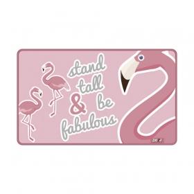 Zaska room carpet - flamingo