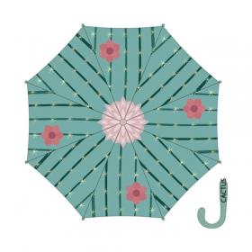 Zaska automatic umbrella - cactus