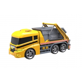 Teamsterz Light and Sound Skip Lorry Truck 42 cm