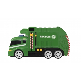 Teamsterz Light and Sound Garbage Truck Toy