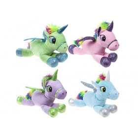 Unicorn plush toy - random style