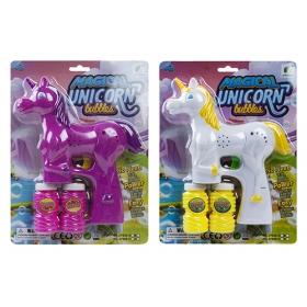 Unicorn bubble gun - pattern to choose