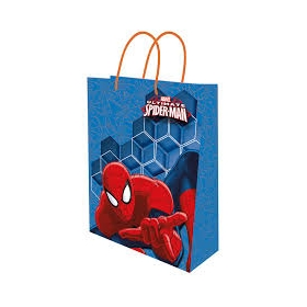Spiderman gift bag