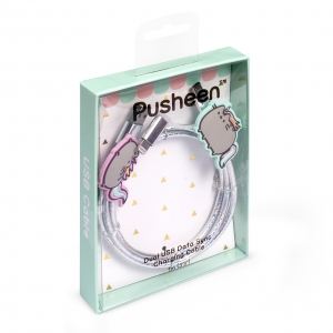 Pusheen - USB Charging Cable - Unicorn