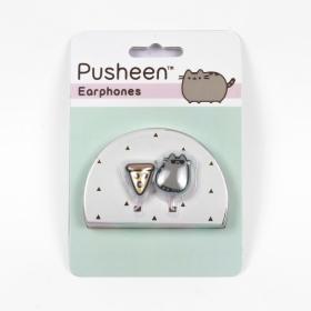 Pusheen earphones