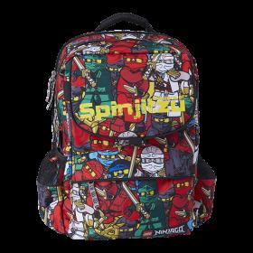 Lego Ninjago Comic school backpack
