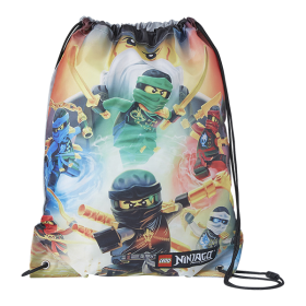 Lego Ninjago Master Wu gym bag