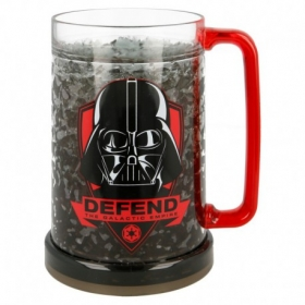 Star Wars ice freezer mug 473 ml