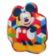 Mickey Mouse velour cushion