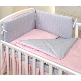 Baby bedding set 5 elements Geometric