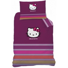 Hello Kitty bedset 160x200 cm