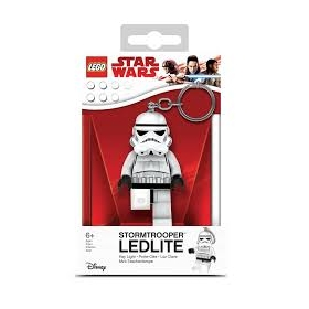 Lego Star Wars keychain with LED torch – Stormtrooper
