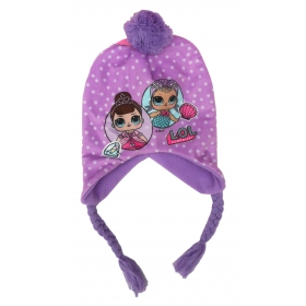 LOL Surprise autumn / winter hat s .56 cm