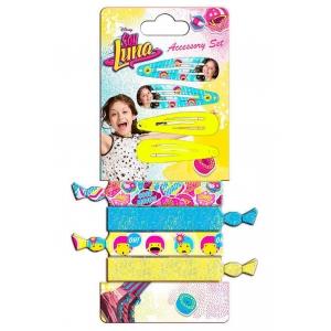 Soy Luna girl accesories set