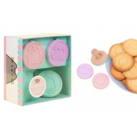 Pusheen Cookie Stamp Kit