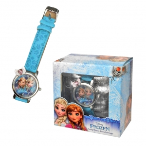 Frozen wrist watch in gift box
