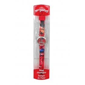 Miraculous Ladybug wristwatch